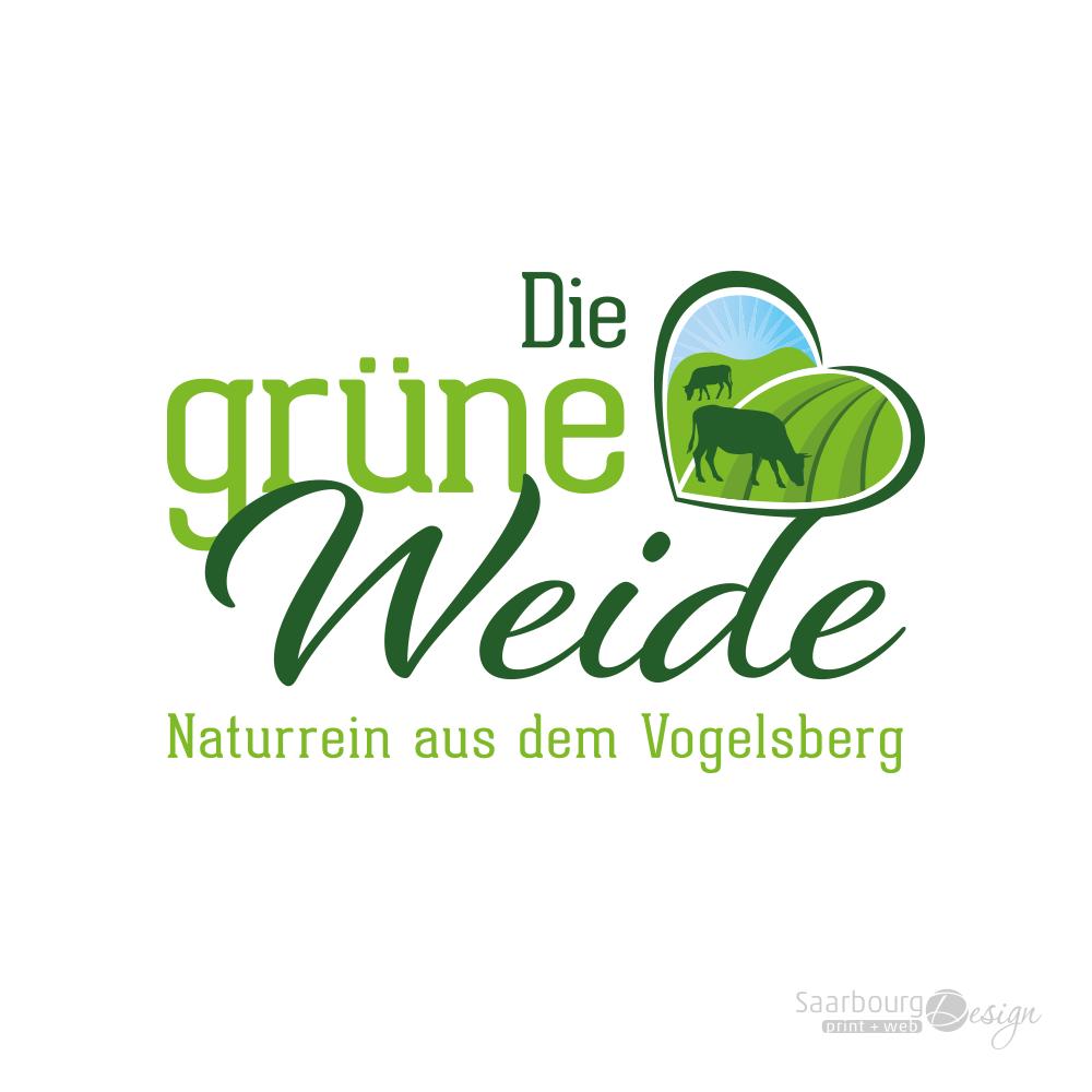 Darstellung des Logos die grüne Weide