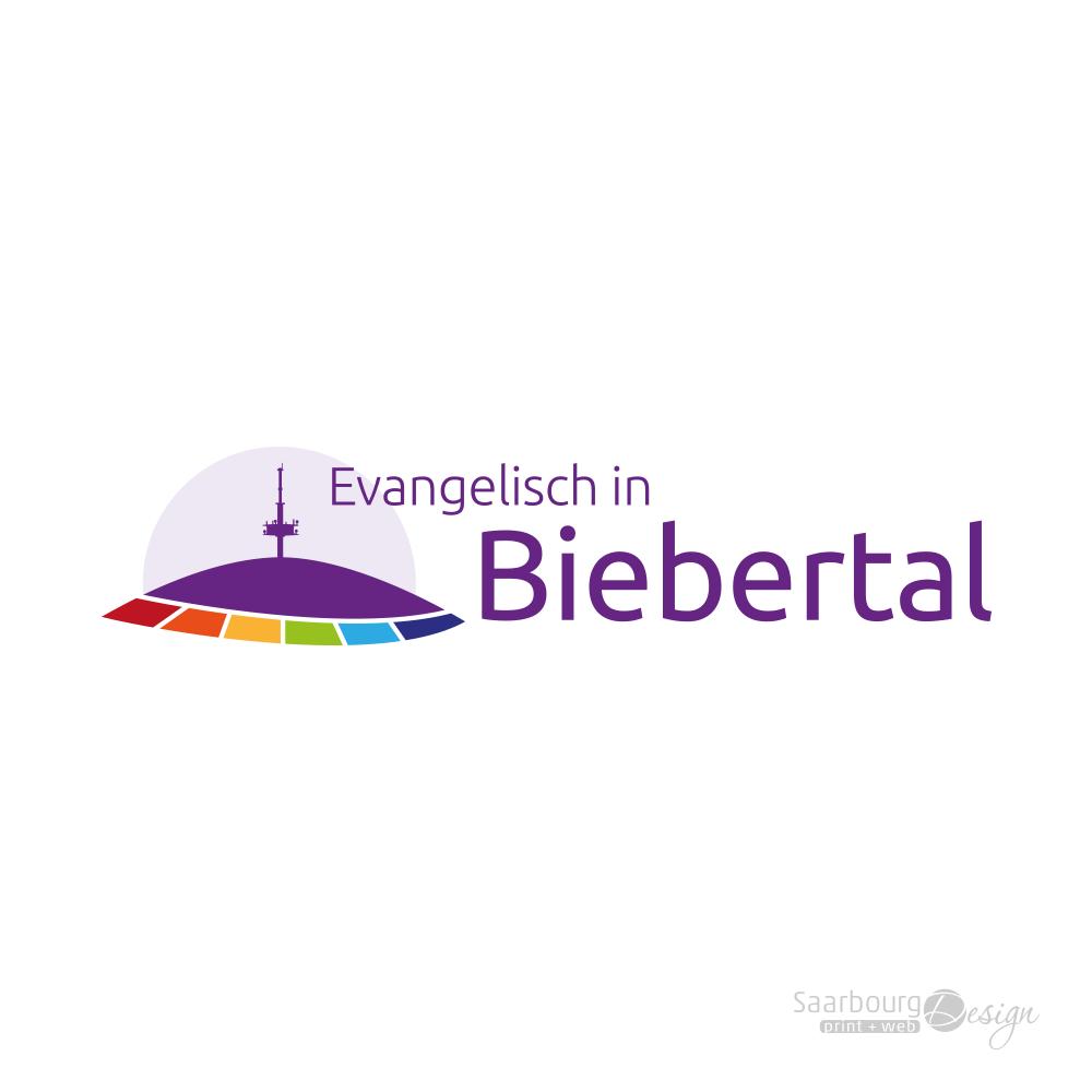 Darstellung des Hauptlogos Evangelisch in Biebertal