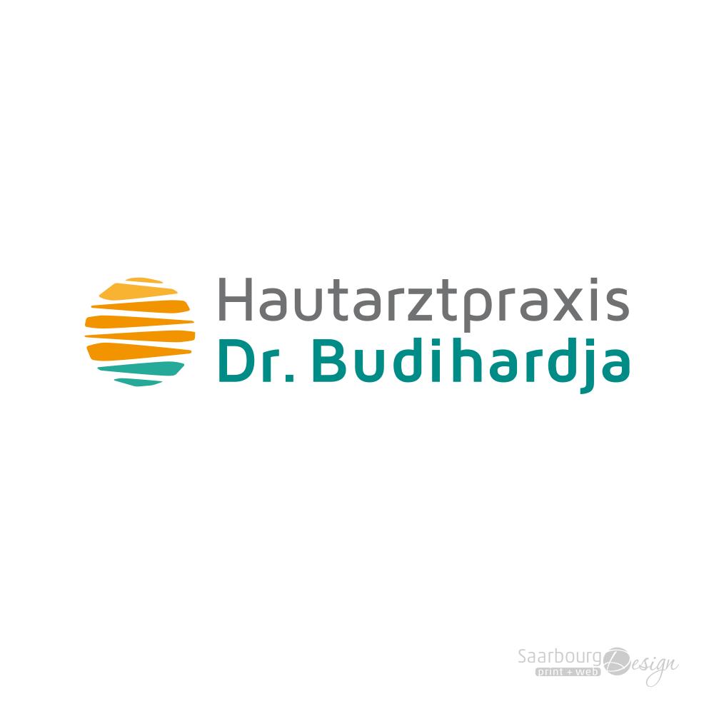 Darstellung des Logos der Hautarztpraxis Dr. Budihardja in Gießen