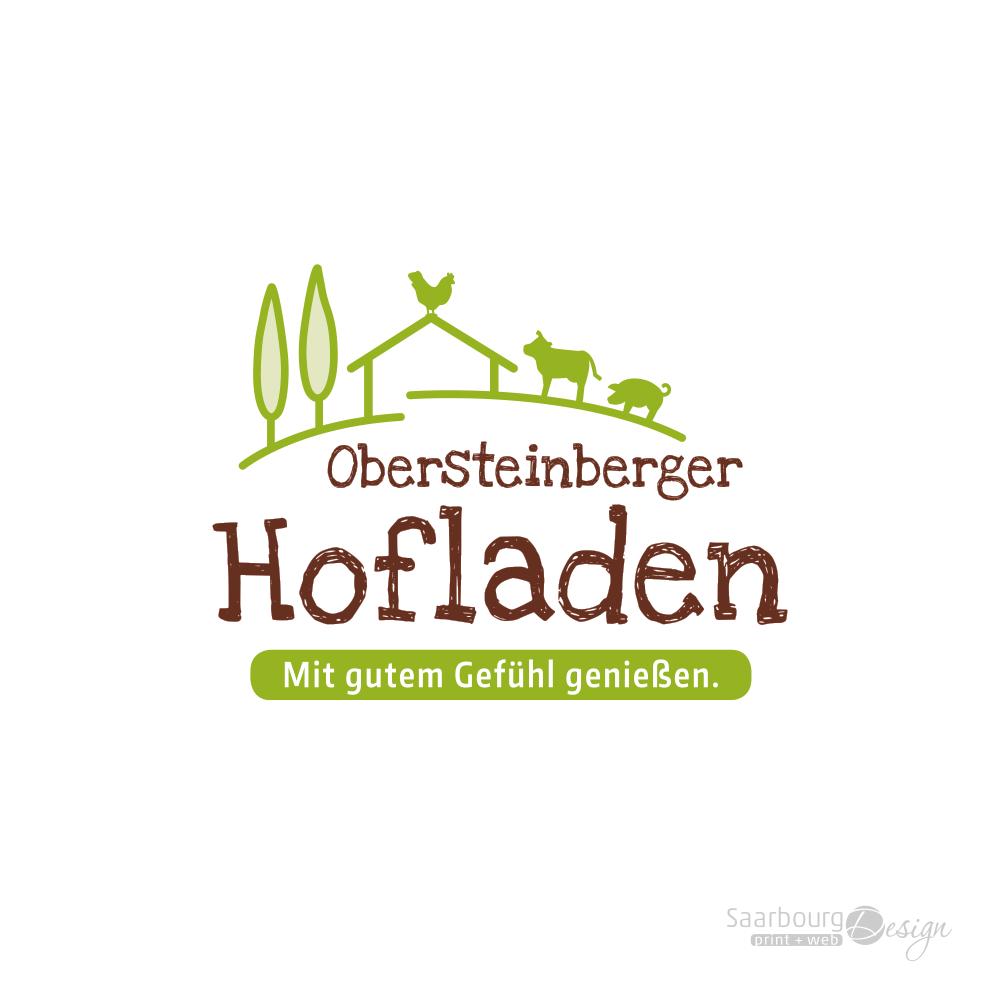 Darstellung des Logos Obersteinberger Hofladen Pohlheim