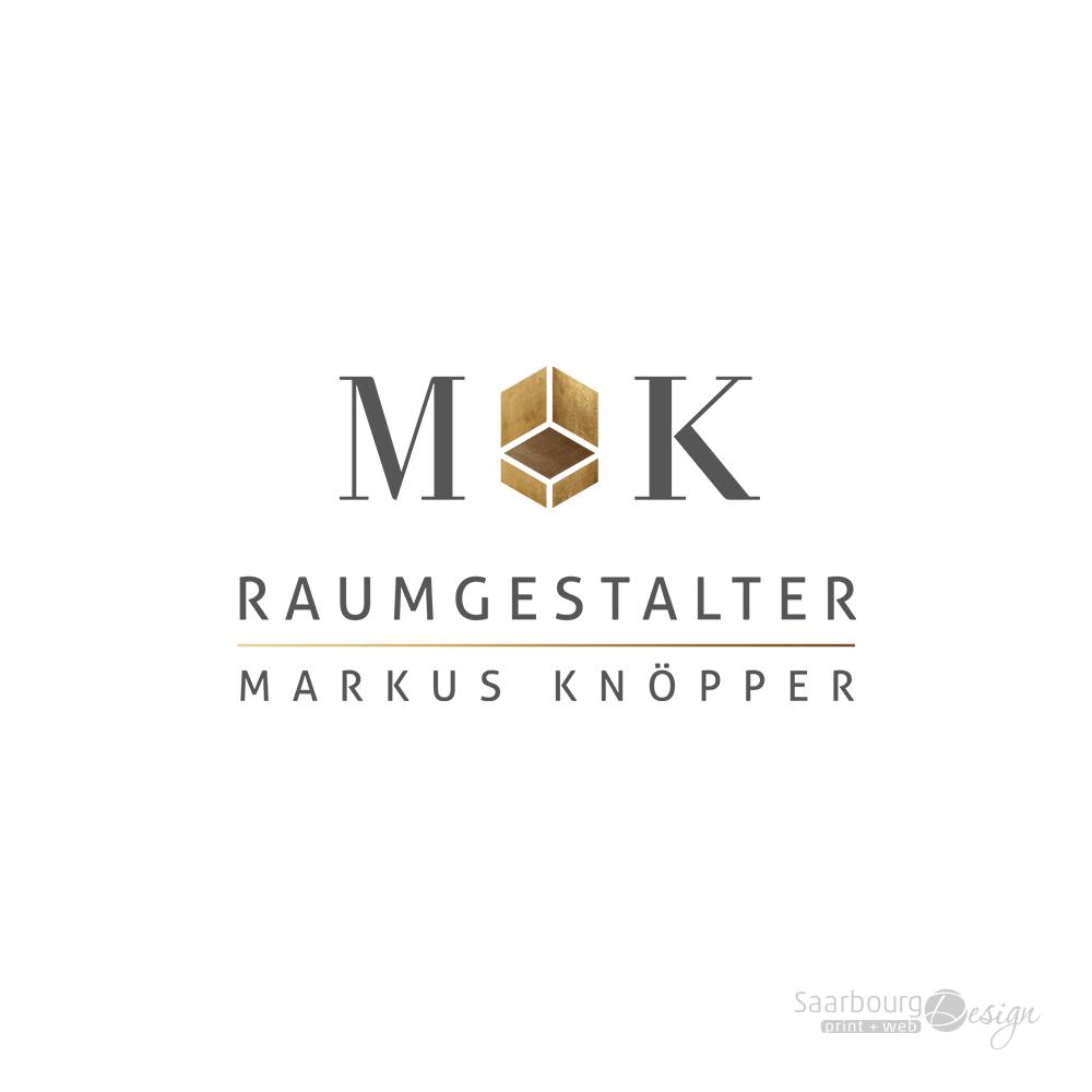 Darstellung des Logos von MK Raumgestalter