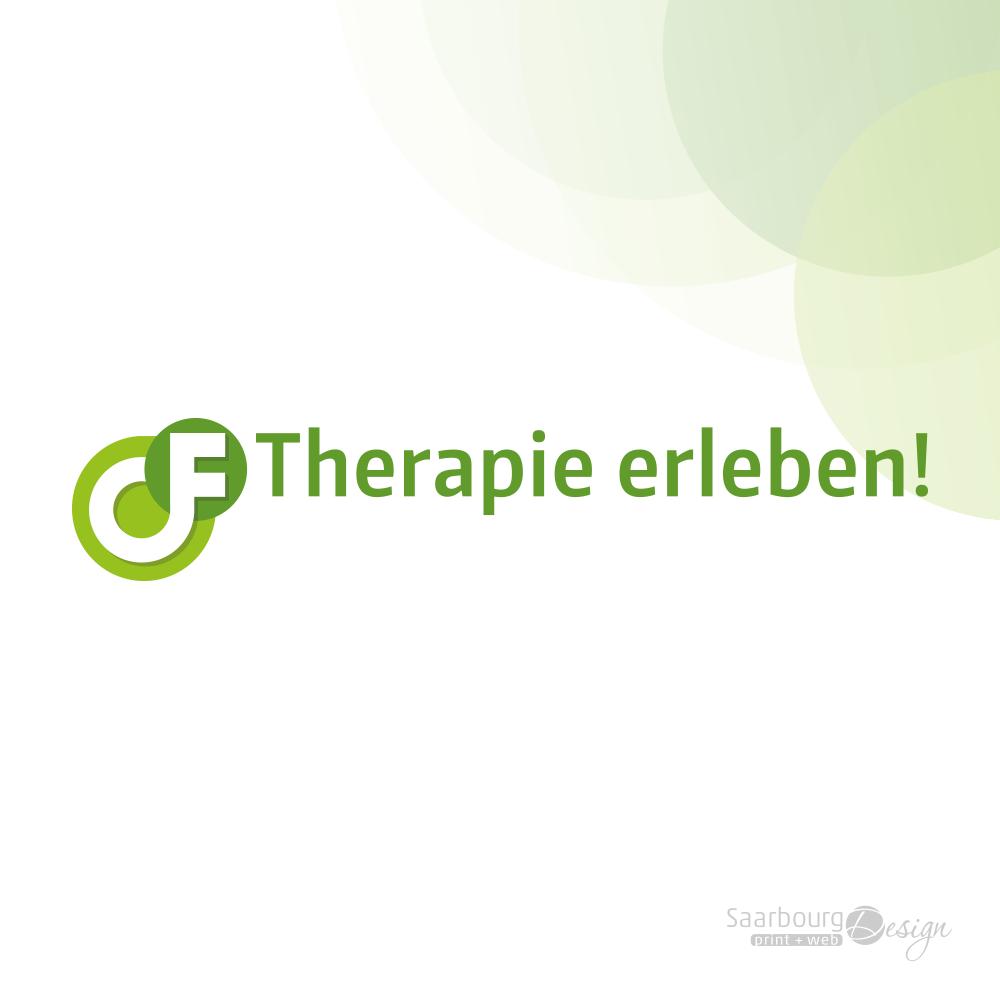 Darstellung des Logos der Privatpraxis für Physiotherapie - Therapie erleben!