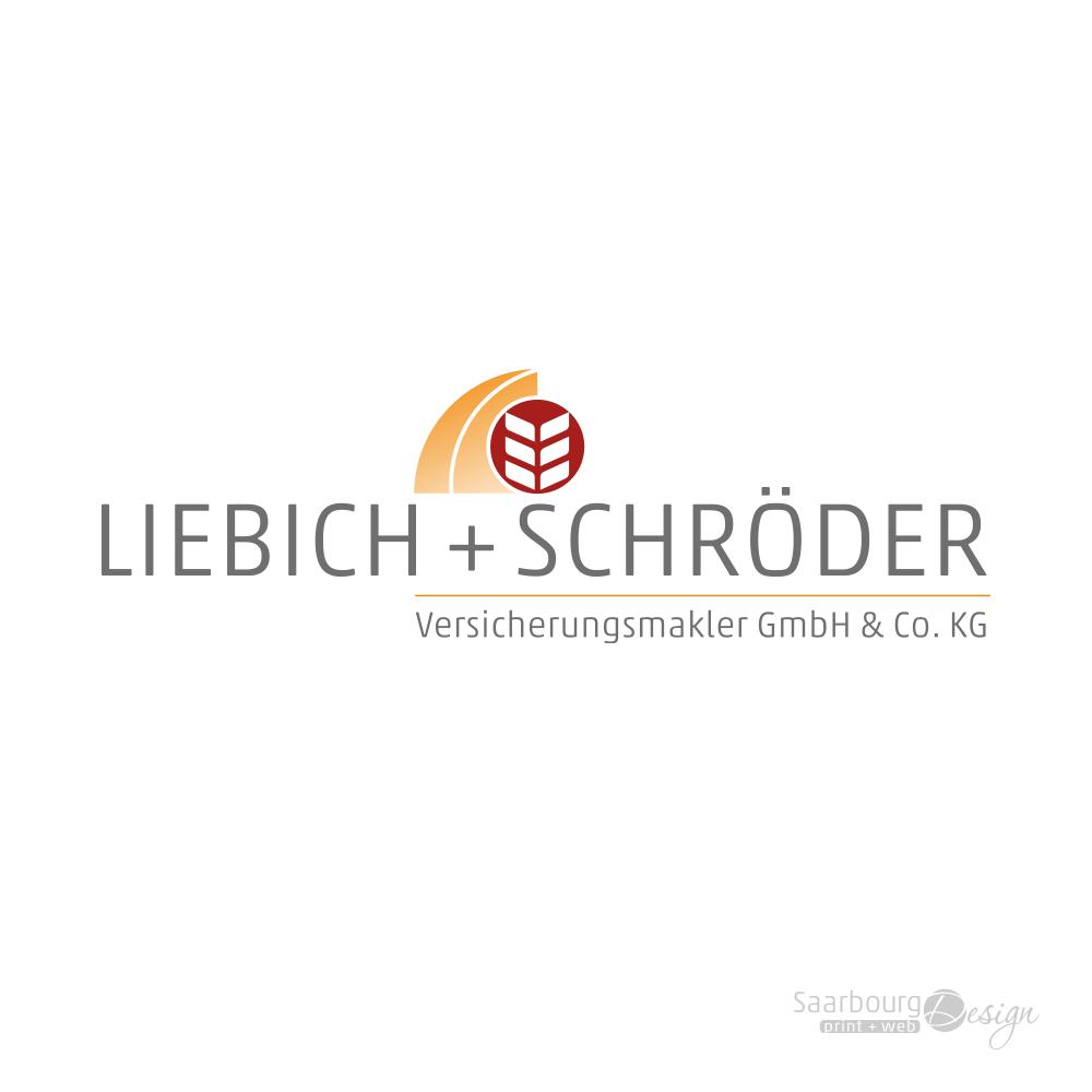 Darstellung des Logos der Versicherungsmakler Liebich + Schröder