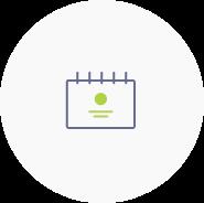 Logoanwendung an Kalendern