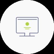 Logoanwendung an Webseiten